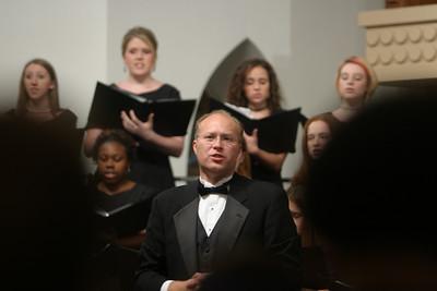 2003 Mercer Singers