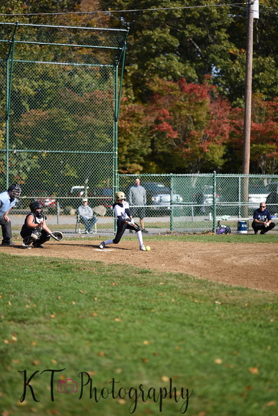 CLCF Bombers 12U Softball - 10/18/20