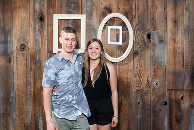 Savannah and Tim's Wedding Photobooth