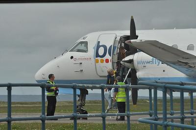 10 - Benbecula airport