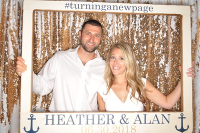 Heather and Alan June 30, 2018