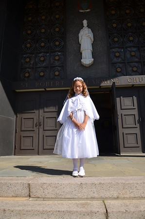 Gianna Holy Communion I