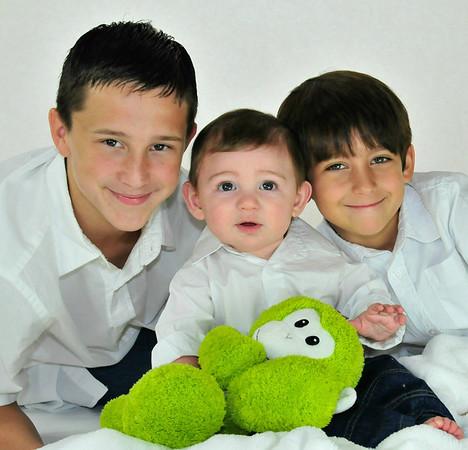 Wilt Family Photos - July 2013