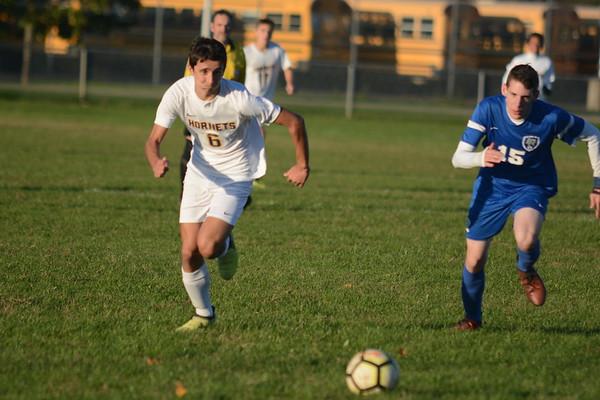 Devin Soccer Fall 2018 Lincoln District