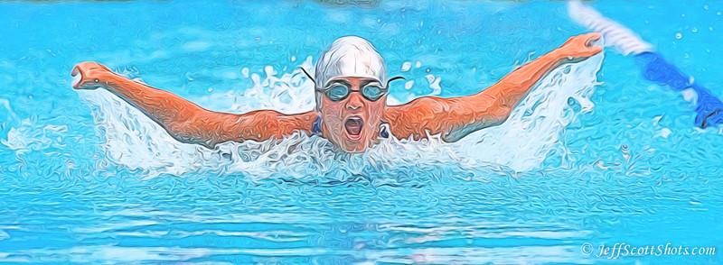 LGRA Swimming