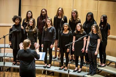 Middle School Winter Concert 2020