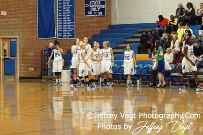 02-17-2012 Churchill HS vs Watkins Mill HS Varsity Girls Basketball, Photos by Jeffrey Vogt Photography