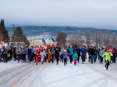 2019 Lassen Senior Services Turkey Trot