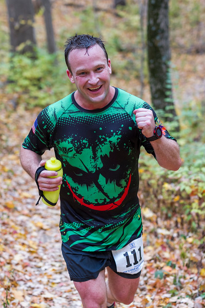 ORRRC Crazy Turkey Trail Marathon - October 24, 2015