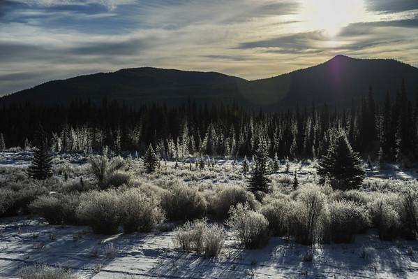 11 2013 Nov 27 Winter Scenes - Sundre*^