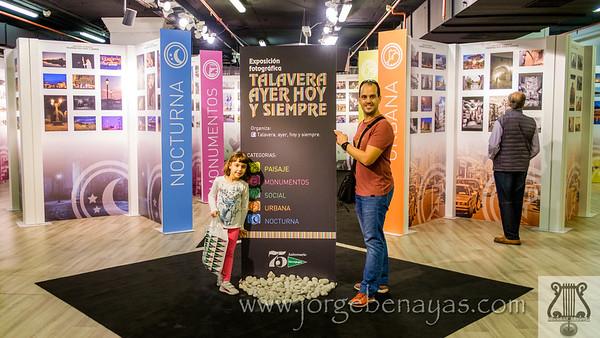 2016-Exposición de -Talavera Ayer, Hoy y Siempre- en El Corte Inglés