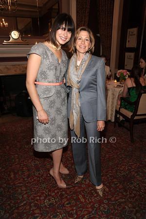 Annie Atienza, Jill Braufman photo by Rob Rich/SocietyAllure.com © 2012 robwayne1@aol.com 516-676-3939