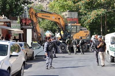 Al Bustan demolition 29.06.2021