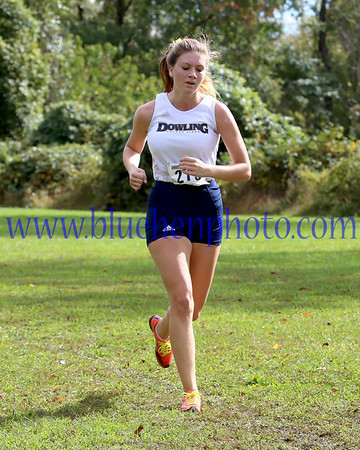 October 12, 2013 - UD Blue-Gold XC Invitational - Women's 6K
