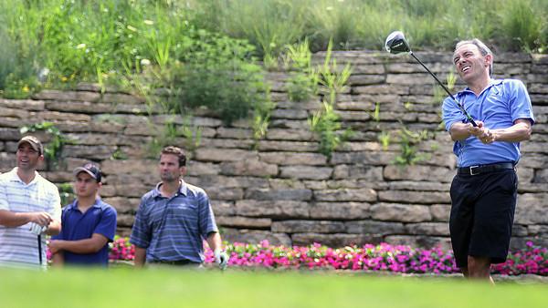 St. Charles Mens Golf Tournament