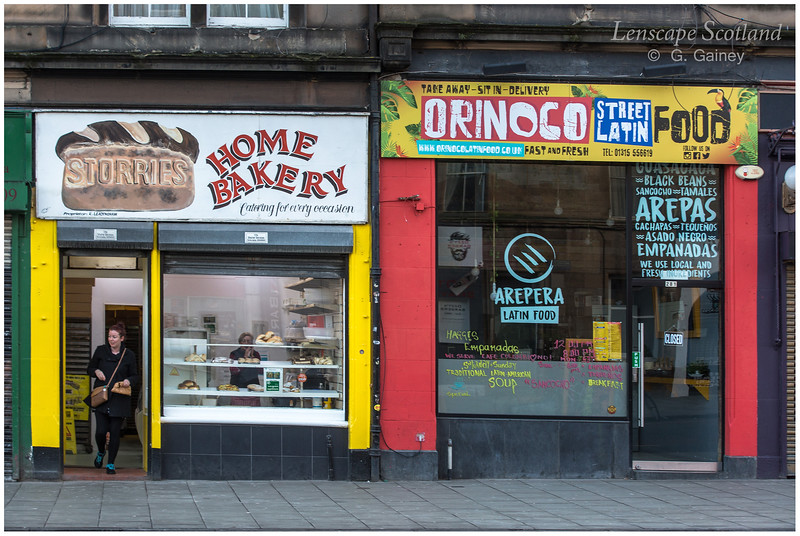 Storries Home Bakery, Leith Walk