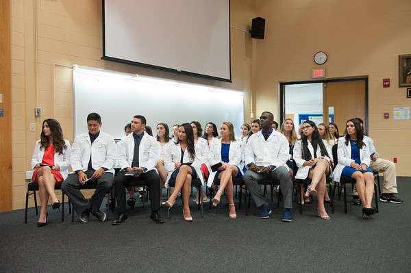 White Coat Ceremony, June 2018