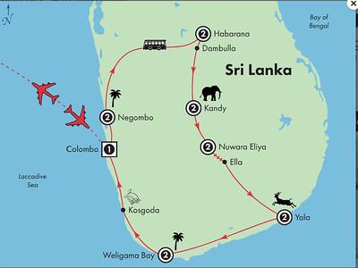 Sri Lanka - 03 2018