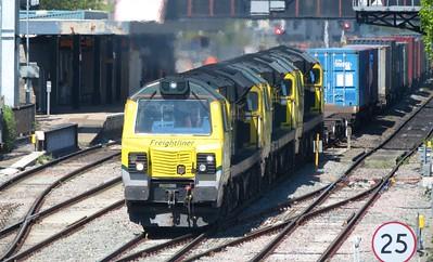 UK Rail May 2018