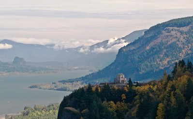 Columbia River Gorge & Mount Hood