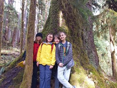 6th grade Rainforest Trip 2018
