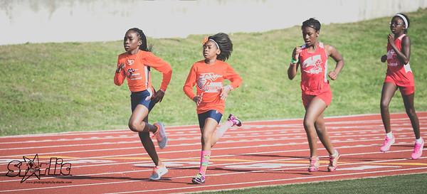 Aisha Mcguire Track & Field Pics