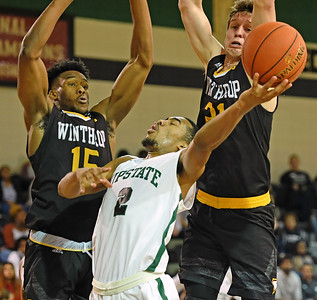 USC Upstate Hosts Winthrop