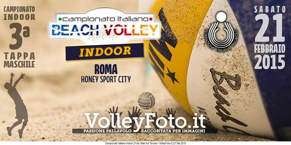 Roma 3ª tappa Maschile - Sab.21.02.2015