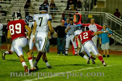 Football SHS vs Salem Hills 9-30-2011
