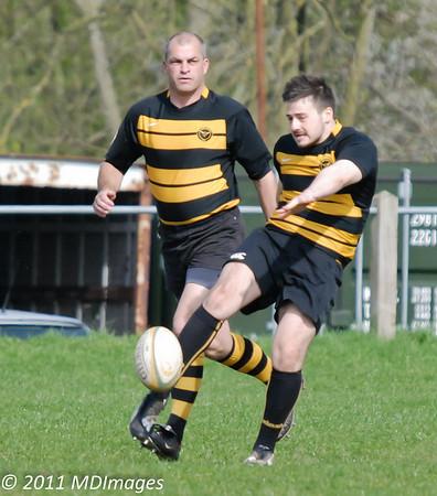 Telford 1st IV vs Eccelshall