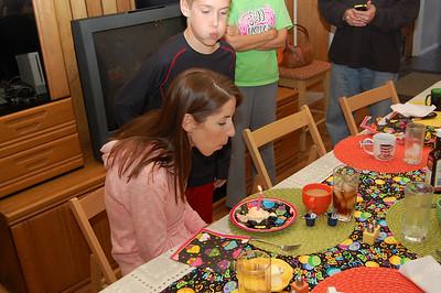 Aimee's Cuchara Birthday Weekend