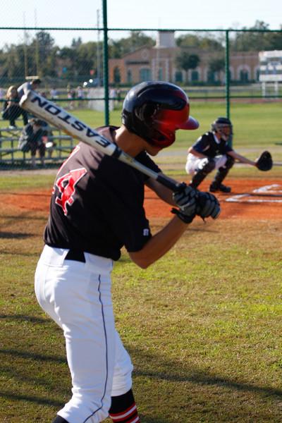 LHPS JV Baseball vs Trinity Prep 2014