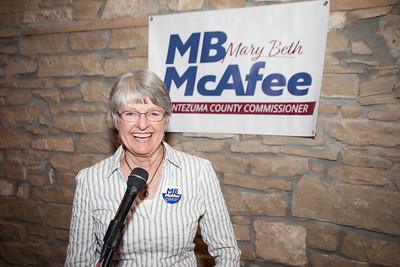 MB McAfee campaign kickoff 2018