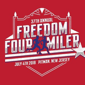 37th Annual Freedom Four Miler