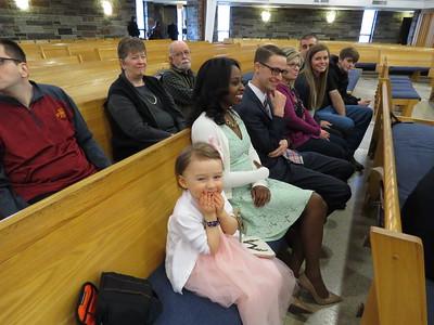 Norah's Baptism