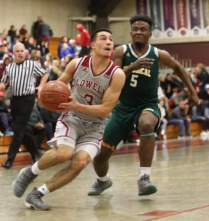 Lowell v Lynn Classical basketball 030119