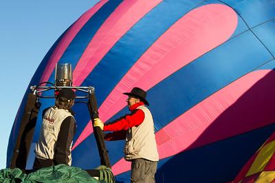 Santa Fe Balloon Festival 2011