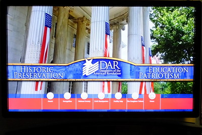 2017 DAR Headquarters in Washington DC