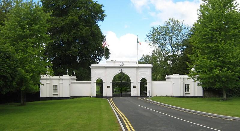 American Ambassador Residence - Phoenix Park, Dublin
