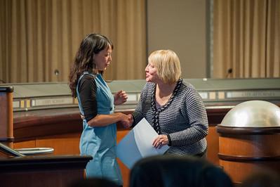 Women's Initiative Graduation [Oakland Corporate Event Photography]