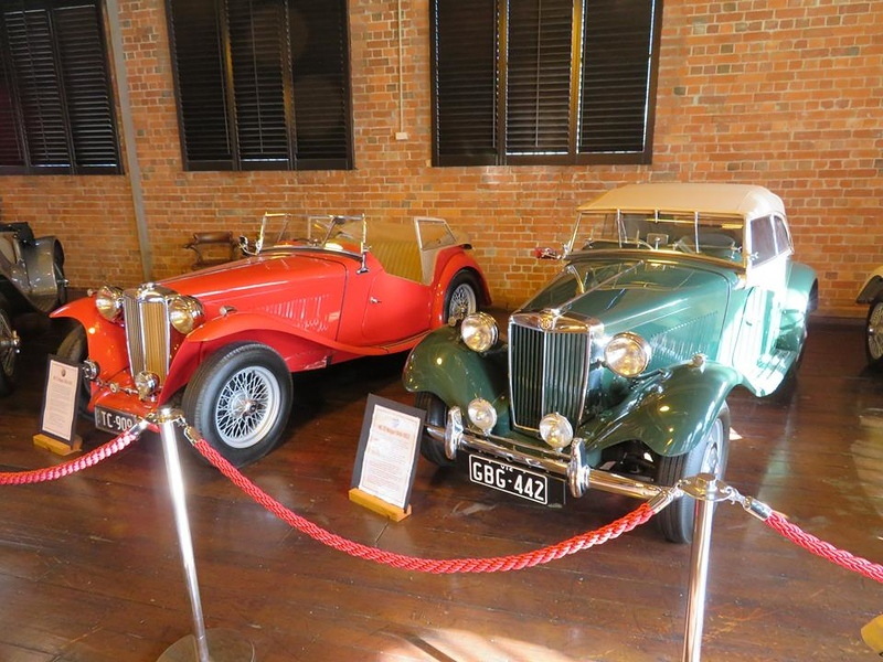 Saturday August 4th, Visit Linfox Car Collection. I-RNZrmmC-L