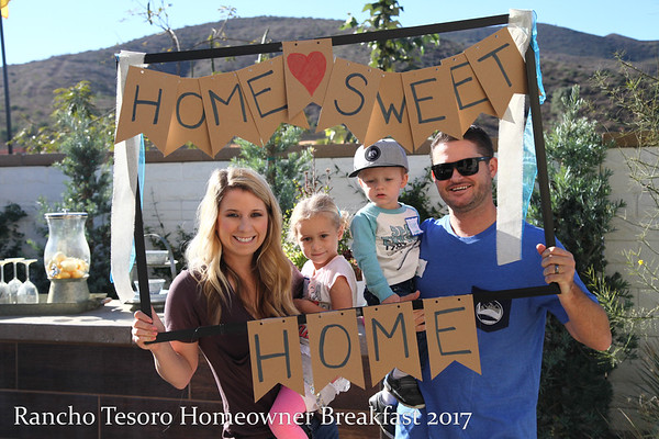 Rancho Tesoro Homeowner Breakfast 2017