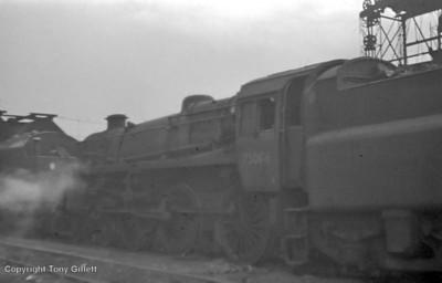 75000-75015 Built 1951 Swindon
