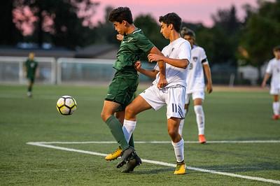 Tigard HS Boys Varsity Soccer vs Wilsonville
