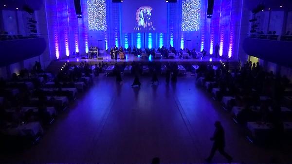 2001 Závěrečný ples tanečních hodin