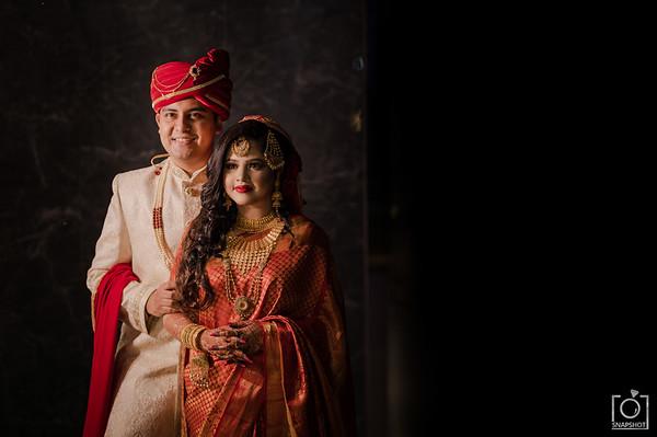 Zayana & Farhan Wedding