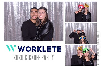 Worklete 2020 Kickoff Party