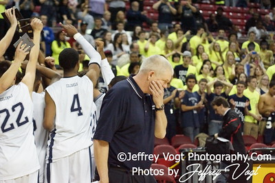 03-10-2012 Magruder HS vs Eleanor Roosevelt  HS Varsity Boys Basketball Playoffs State Final, Photos by Jeffrey Vogt Photography