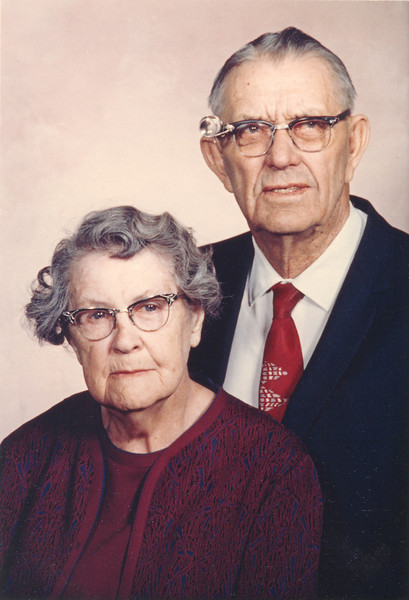 Stella and Alonzo Turner