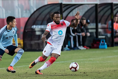Phoenix Rising FC vs Sporting Kansas City 20190207